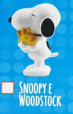 Personaggi da Collezione, Snoopy & the Peanuts: Snoopy e Woodstock - New!