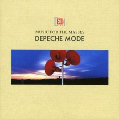 Depeche Mode : Music for the Masses CD (2006) Expertly Refurbished Product