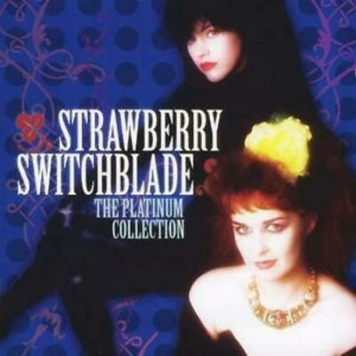 Strawberry Switchblade : The Platinum Collection CD (2005) Fast and FREE P & P