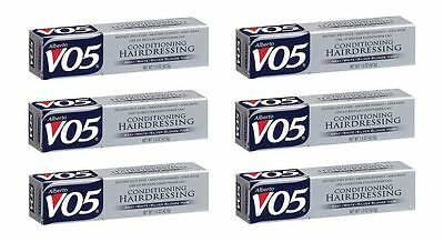 Alberto VO5 Conditioning Hairdressing Gray/White/Silver Blonde Hair (Pack of 6)