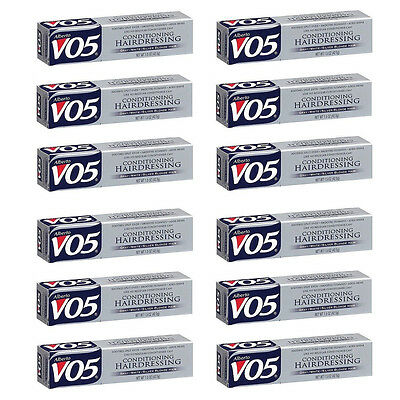 Alberto VO5 Conditioning Hairdressing Gray/White/Silver Blonde Hair (Pack of 12)