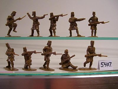 Armies in Plastic AIP5407 1/32 WWI Scottish Infantry in Kilts & Glengarries x 20