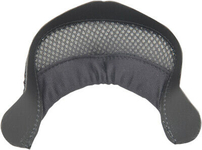 ICON Genuine Replacement Chin Curtain for Airframe and Alliance Helmet (Black)