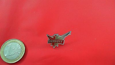 Smirnoff Vodka Wodka Logo Pin Badge
