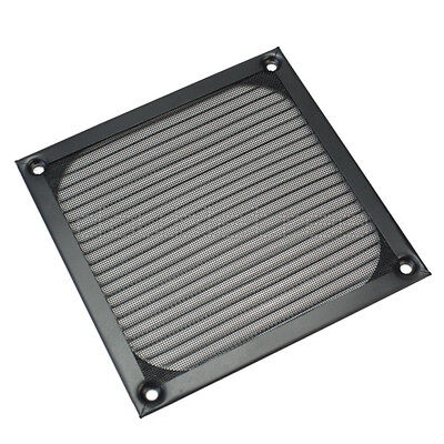 Dustproof 120mm Aluminum Mesh Grill Filter Dust Strainer PC Computer Cooling Fan