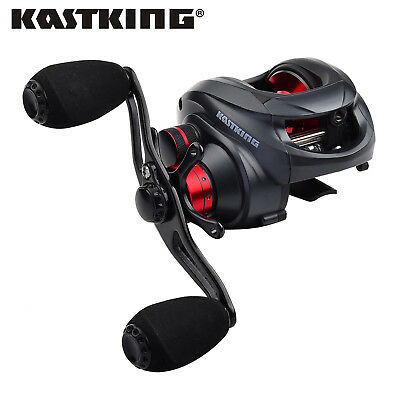 KastKing Spartacus Baitcasting Fishing Reel Freshwater Fishing Low Profile Reel