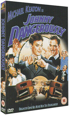 Johnny Dangerously DVD (2003) Michael Keaton, Heckerling (DIR) cert 15
