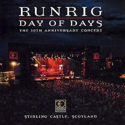 Runrig : Day of Days - The 30th Anniversary Concert CD (2004) Quality guaranteed
