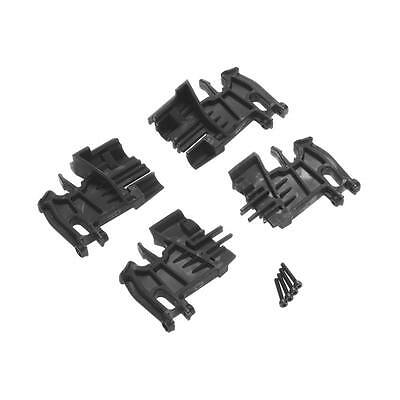 NEW Traxxas Battery Hold-Down Mounts Left (2) Right (2) 7718