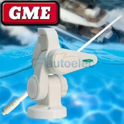 Gme Boat Vhf Marine Radio Antenna + Base 1.2 Metre Aw364V Abl014 New Waterproof