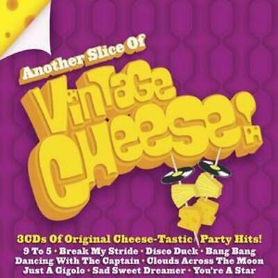 Various Artists : Another Slice of Vintage Cheese CD (2007)