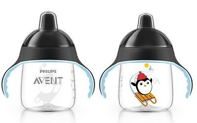 Philips Avent My Penguin Sippy Cup, 9 Ounce  Assorted Colors & Designs