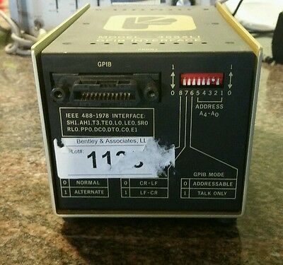 Photodyne INC Model 488XLI GPIB Interface