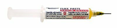 MG Chemicals 8341 No Clean Flux Paste, 10 ml Syringe (8341-10ML) Instant wetting
