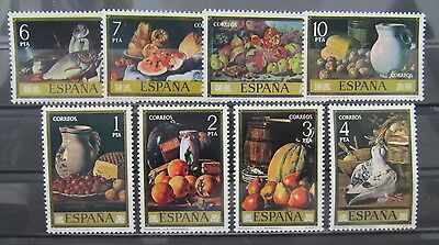 A1025 Spain 1976 Paintings By Menendez Mnh**
