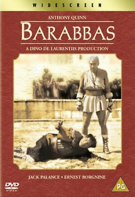 Barabbas (Widescreen) [DVD]