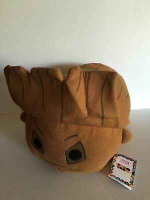 disney usa guardians of the galaxy groot tsum large plush new with tags