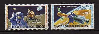 16795) DJIBOUTI - GIBUTI 1980 MNH** Nuovi** AM Space