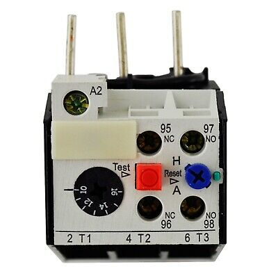 Siemens 3UA52-00-2C Solid State Overload Relay 16.00-25.00 amps 1 Year Warranty