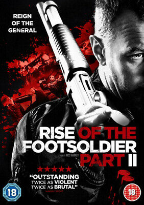 Rise of the Footsoldier: Part II DVD (2015) Ricci Harnett cert 18 Amazing Value