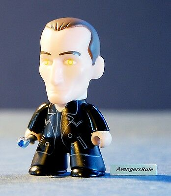 Doctor Who Titans The Fantastic Collection Vinyl Figures 9th Gold Eyes 2/20