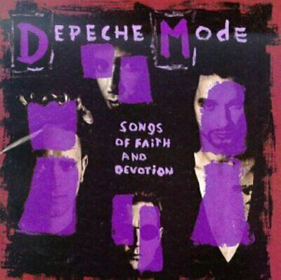 Depeche Mode : Songs of Faith & Devotio CD Incredible Value and Free Shipping!