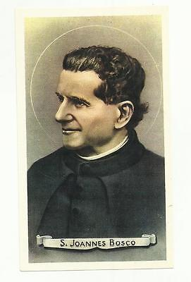 99625 Santino Holy Card San Joannes Bosco