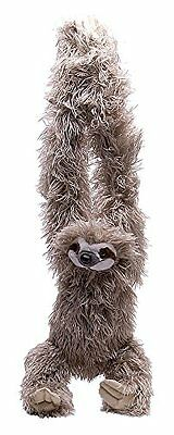 """Wild Republic Hanging 3 Toed Sloth Measures approximately 32""""Highly detailed XTS"""