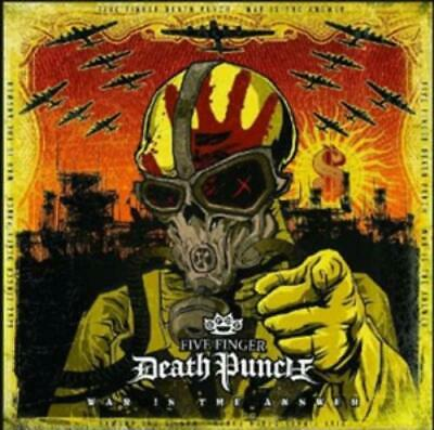 Five Finger Death Punch : War Is the Answer CD (2009)