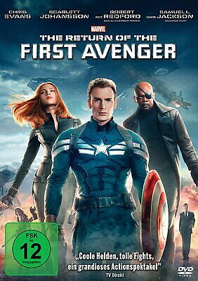 The Return of the First Avenger (Marvel) # DVD-NEU