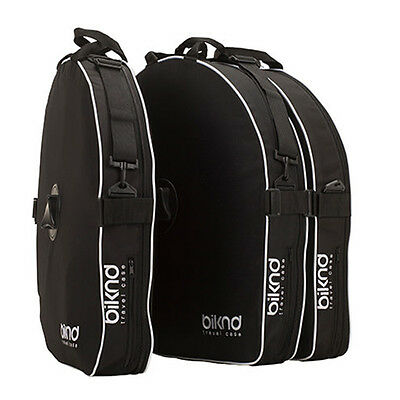 Biknd Oxygen Bicycle Wheel Wheelset Case Travel Bag (For a pair of wheel)