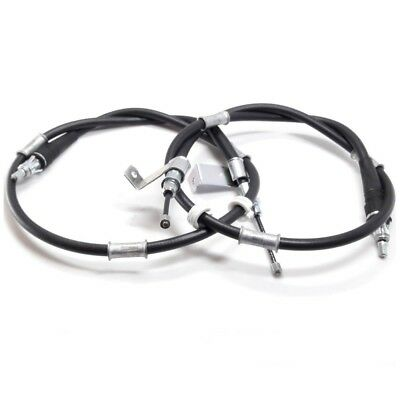 2x REAR PARKING BRAKE CABLES (LEFT AND RIGHT) FOR JEEP GRAND CHEROKEE 1999-2004