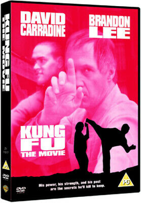 Kung Fu - The Movie DVD (2006) David Carradine, Lang (DIR) cert PG Amazing Value