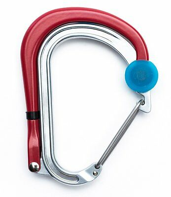 Lulabop Qlipter Carabiner & Multifunctional Hook FIRE & ICE color. Hands free