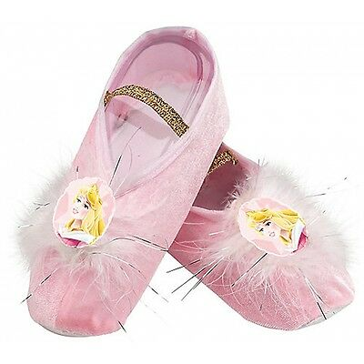 Aurora Ballet Slippers Disney Princess Toddler Child Sleeping Beauty Costume Asy