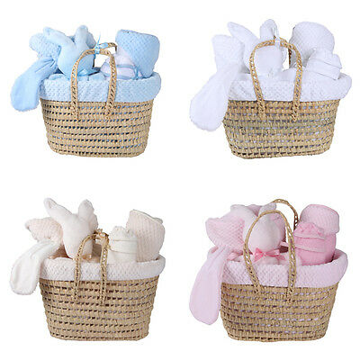 Clair de Lune Honeycomb Polly Basket Gift Set