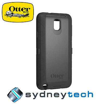 New OtterBox Defender Galaxy Note 3 Black Case