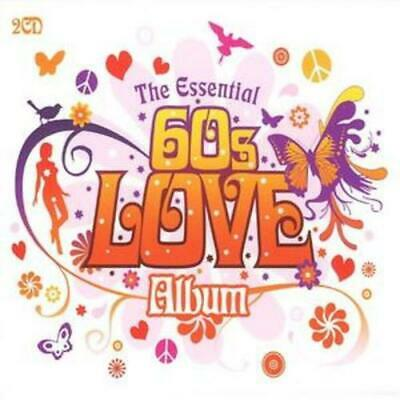 Various Artists : 60s Love CD 2 discs (2006) Incredible Value and Free Shipping!