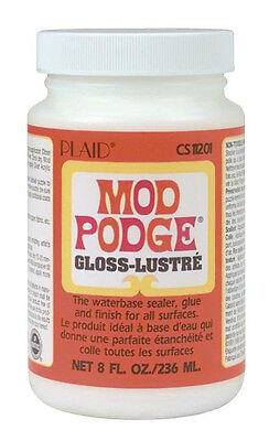 Mod Podge Gloss - Waterbased Glue, Sealer & Finish 236ml