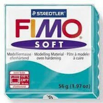 Fimo Soft Polymer Clay - Peppermint No 39