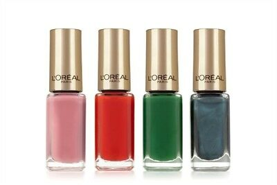 L'oreal Paris Color Riche Nail Color 5ml assorted colors