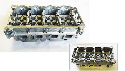 Fits Nissan Navara D40 Pick Up 2.5DCi Engine Cylinder Head Bare New (05/2005+)