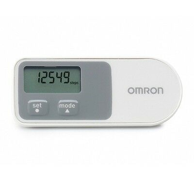 New Omron 3D Walking Style Pedometer Step Counter with Accelerometer Sensor
