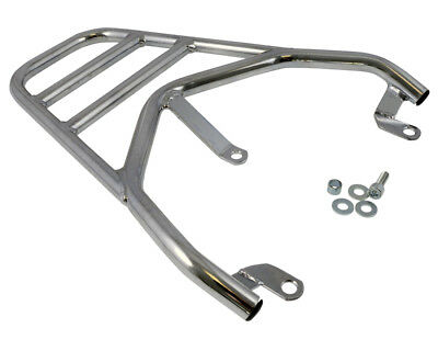 Luggage Rack for Peugeot Kisbee Chrome