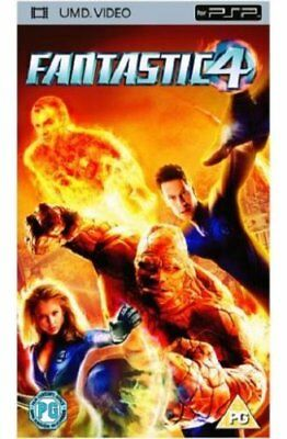 Fantastic Four  DVD UMD Mini for PSP