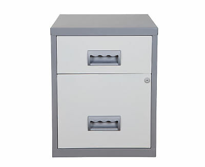 Pierre Henry Combi Filing Cabinet  2 Drawer