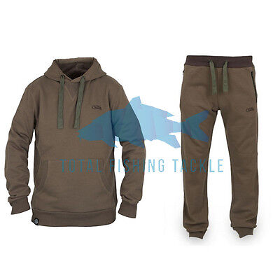 Fox NEW Carp Fishing Chunk Khaki Hoody & Trouser Clothing Combo *All Sizes*