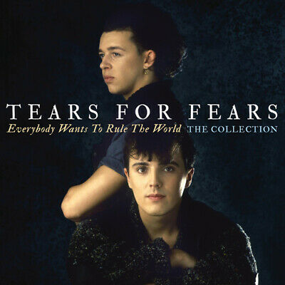 Tears for Fears : Everbody Wants to Rule the World CD (2013) Fast and FREE P & P
