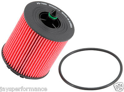 K&n Performance Gold Pro Series Oil Filter Ps-7000