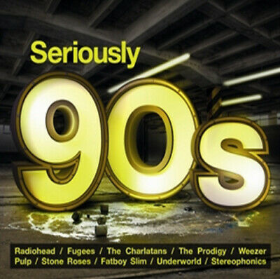 Various Artists : Seriously 90s CD 3 discs (2013) Expertly Refurbished Product